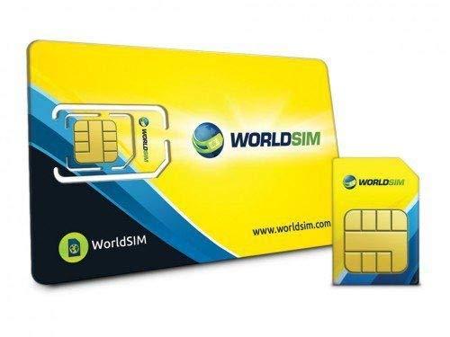 Weltweite Daten-SIM-Karte für Reisen, Urlaub