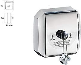 ELECTROPRIME Wire Clothes Line Dryer Laundry Indoor Bathrooms Bedroom Hanger Outdoor
