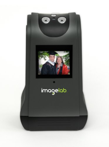 Imagelab FS9T 9 MP Slide and Negative Scanner with 2.4-Inch Tft LCD Screen