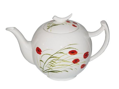 TeaLogic Teekanne - 1,0L Caprice - Porzellan