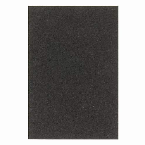 Efco 4510999 Stempelmatte, Schwarz, Einheitsgröße