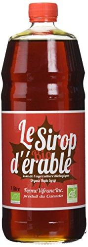 Le Bio-Monde Grade B Sirop d'Érable, 1 L