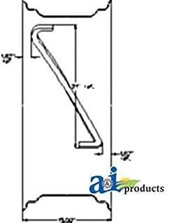 "Massey Ferguson Rim Power Adjust Wheel 10"" X 28"" 4 Rail Part No: A-535452M91"