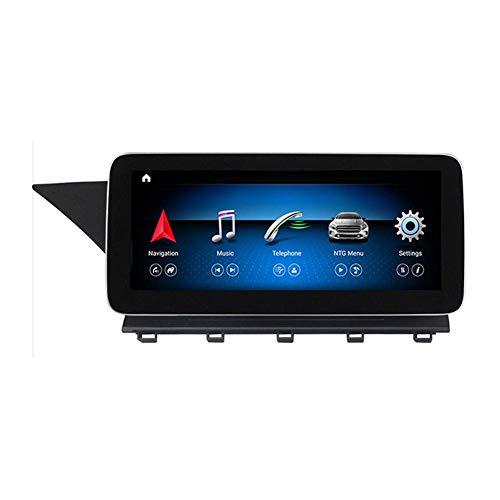 XXRUG Android Car Stereo Sat Nav para Mercedes Benz GLK-Class X204 2008-2015 Unidad Principal Sistema De Navegación GPS SWC 4G WiFi BT USB Mirror Link Carplay Inalámbrico Incorporado