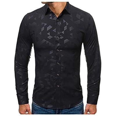 Bellelove-Kapuzenpullover Herren Hemd Leinenhemd