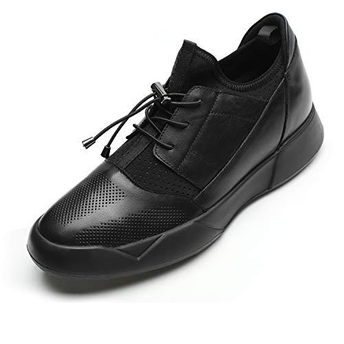 CHAMARIPA H72C11Y232D, Herren Sneaker, Schwarz - Schwarz