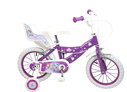 TOIMS Principessa Sofia, Bicicletta per Bambini 14'