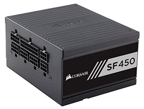 Corsair SF450 alimentatore per computer 450 W ATX Nero