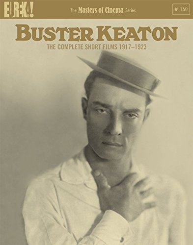 The Complete BUSTER KEATON Short Films 1917-1923 (Masters of Cinema) (Blu-ray) [UK Import]