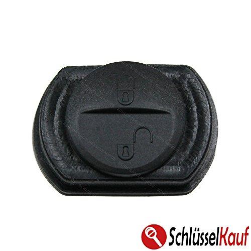 Tastenfeld kompatibel für Mitsubishi Colt & Smart forfour 454 Autoschlüssel Gummi Tastenfeld NEU