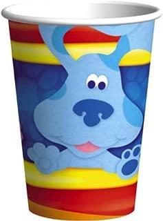 Blue's Clues Paper Cups, 8ct