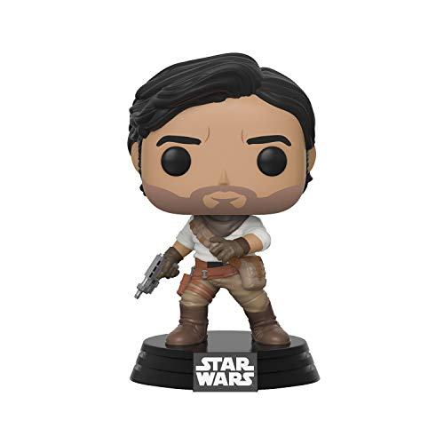 Funko 39891 POP Star Wars The Rise of Skywalker-Poe Dameron Disney verzamelbaar speelgoed, meerdere kleuren