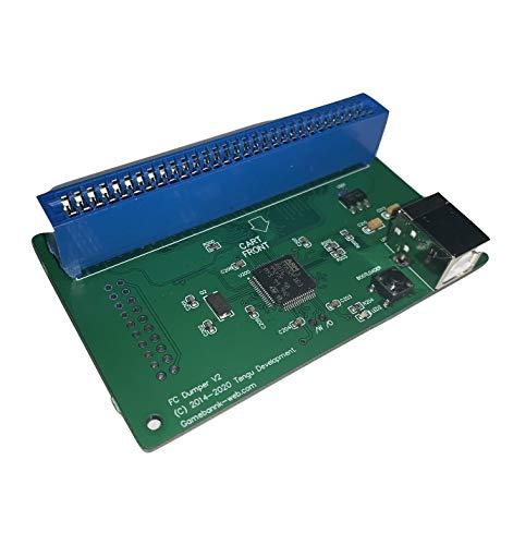 GAMEBANK-web.comオリジナル「FCダンパー V2」【※USBケーブル別売り】/ ファミコン Famicom ファミリーコン...