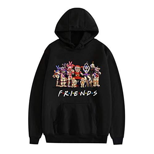 Sudadera con capucha de Anime Five...