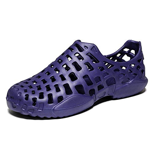 BOTEMAN Unisex Zuecos Zapatillas de Playa Piscina Respirable