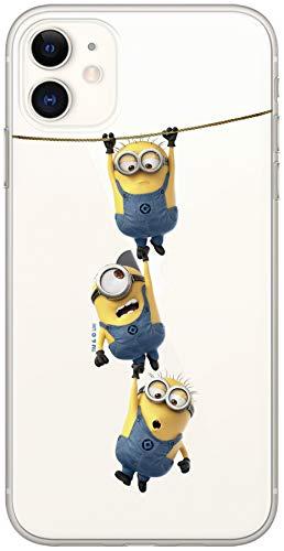 Ert Group DWPCMINS13871 - Cubierta del Teléfono Móvil Minions 033 iPhone 11