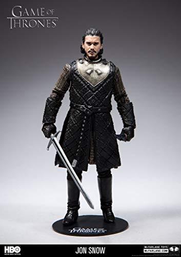 HEO GMBH- Game of Thrones Juego De Tronos Figura Jon Nieve, Multicolor (MC...