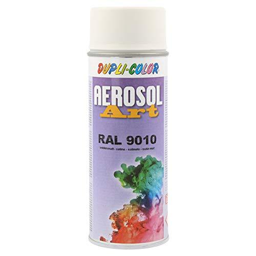 Dupli-Color 655821 Aerosol Art Ral 9010 sdm. 400 ml