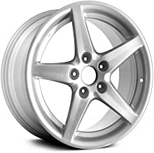 New 17 inch Replacement Alloy Wheel Rim compatible with Acura RSX Type S 2005-2006 71752