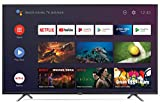 Sharp 4T-C65BL3KF2AB 65 Inch 4K UHD HDR Android Smart TV with Freeview HD, Google Assistant, Google...