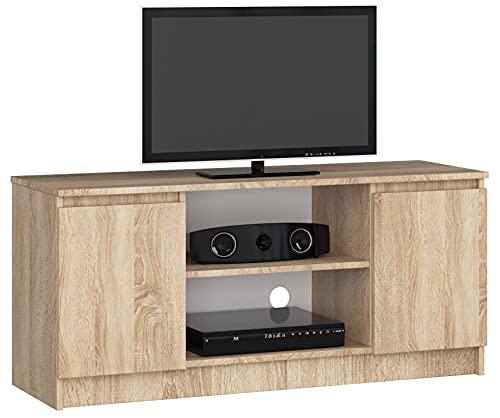Mueble TV K120 2D 1P Sonoma