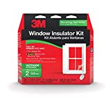 3M Outdoor Window Insulator Kit, 2-Window