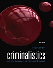 By Richard Saferstein - Criminalistics: An Introduction to Forensic Science (10th Edition) (10th Edition) (12/14/09)