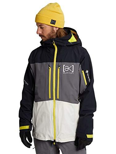 Burton - Chaqueta de esquí y snowboard para hombre, color rojo, Negro , XS
