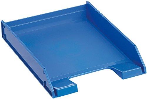 Archivo 2000 705AZ - Bandeja apilable organizadora para documentos en formato A4 y folio, color azul
