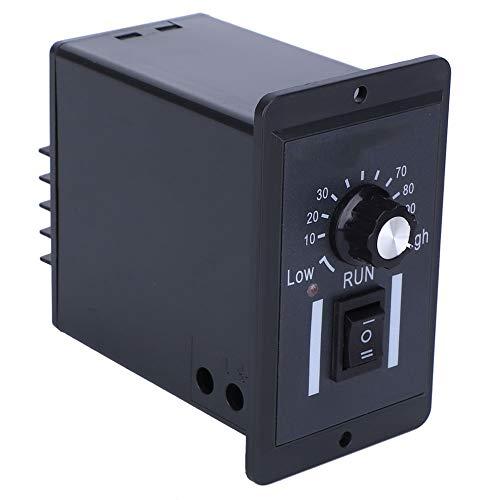 Interruptor de control de velocidad, controlador de motor, portátil firme para componente electrónico de motor de CC