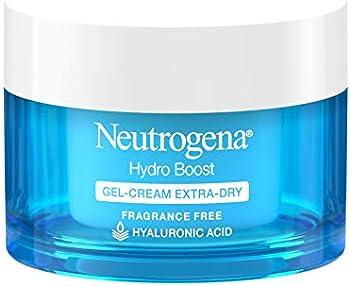 Neutrogena Dry Skin Hydro Boost Hyaluronic Acid Moisturizer 1.7 Oz
