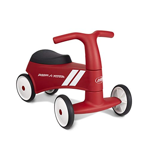 Radio Flyer Scoot About Sport, Toddler Ride On Toy, Ages 1-3