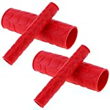 YONGYAO Universal 1 Pair 106Mm Motorcycle Manubrio Grips Cover Motorcycle Handle Grips con...