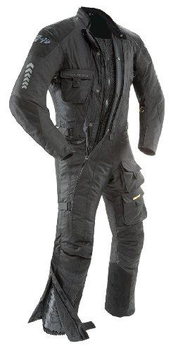 Joe Rocket Survivor Men's Textile Touring Suit (Black,...