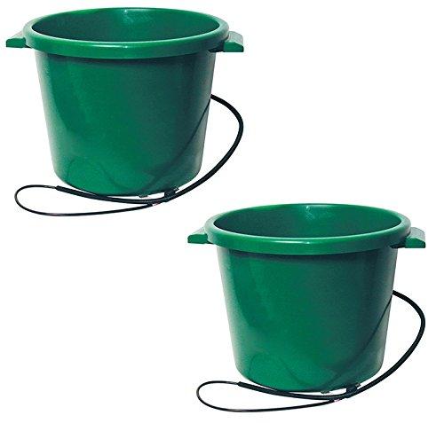Farm Innovators HT-200 16 Gallon Heated Water Tub - Quantity 2