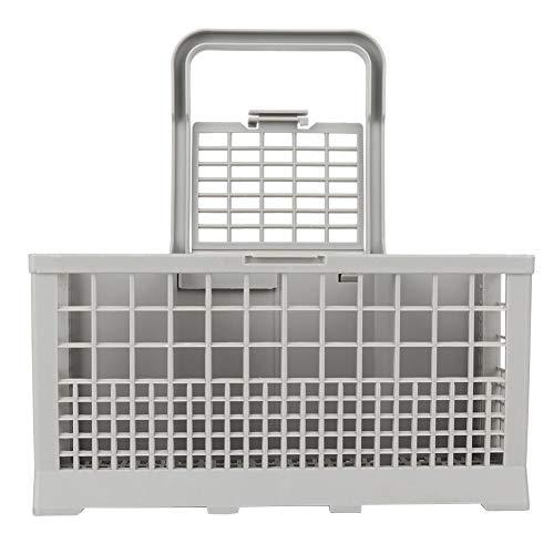 Cesta de cubiertos Ichiias, cocina doméstica Lavavajillas universal Cesta de almacenamiento de cubiertos Accesorios para lavavajillas