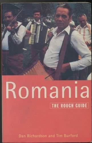 Romania The Rough Guide First Edition Rough Guides product image
