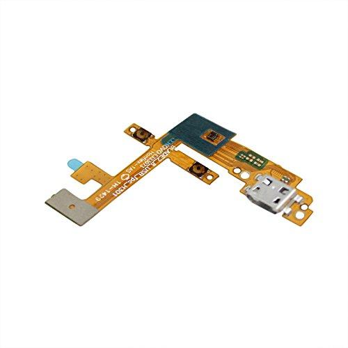 GinTai Ersatz des Flexkabelsteckers für USB-Ladeanschluss für Lenovo Yoga Tablet 2-830F 2-830LC