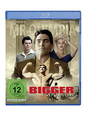 Bigger - Die Joe Weider Story [Blu-ray]