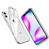 Ylife Ultra Dünn Hülle Kompatibel mit iPhone 11