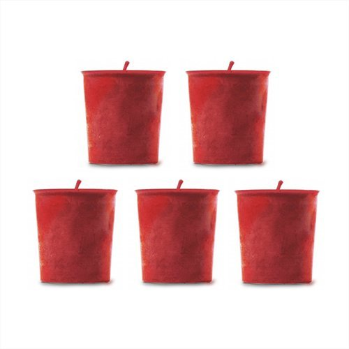 5 Pack of Soy Votive Candles Purity Unscented Soy Candle