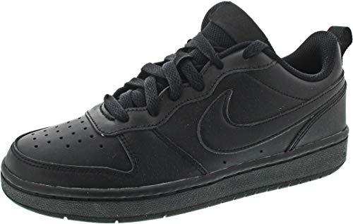 Nike Court Borough Low 2, Zapatillas de Correr, Negro, 38.5 EU