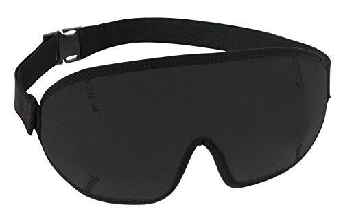 Eagle Creek Schlafmaske Easy Blink Eyeshade Schlafbrille für die Reise, black