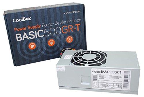 CoolBox FALCOO500TGR - Fuente de alimentación TFX