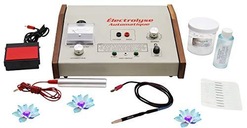 Electrolyse Automatique, Salon ve Medispa için Makine, Kalıcı Vücut ve Yüz Tüy Alma Sistemi. +