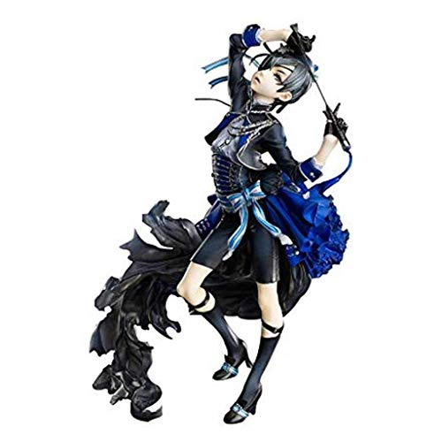 HG-giocattolo Black Butler Ciel Phantomhive Anime Girl Action Figma Figure 8.6inch Toy Model da Collezione