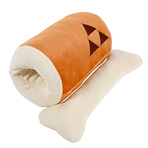 cosplaywho Monster Hunter Roast Meat Bone Plush Pillow