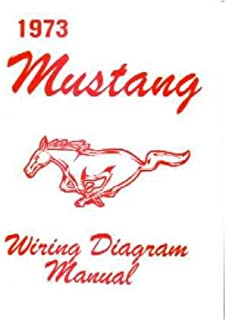 1973 FORD MUSTANG Wiring Diagrams Schematics