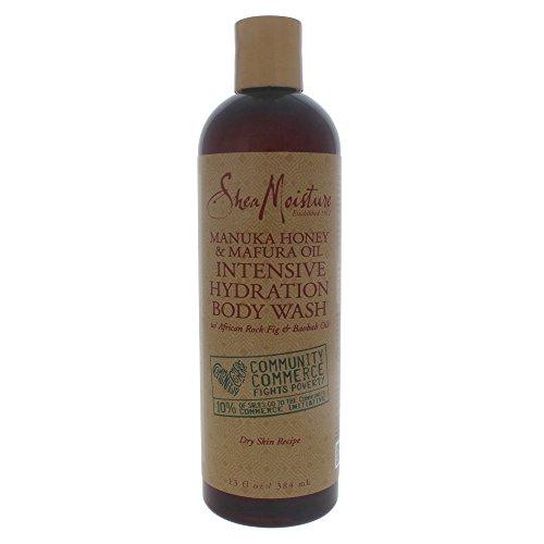 Shea Moisture Manuka Honey & Mafura Oil Intensive Hydration Nettoyant du Corps Dry Skin