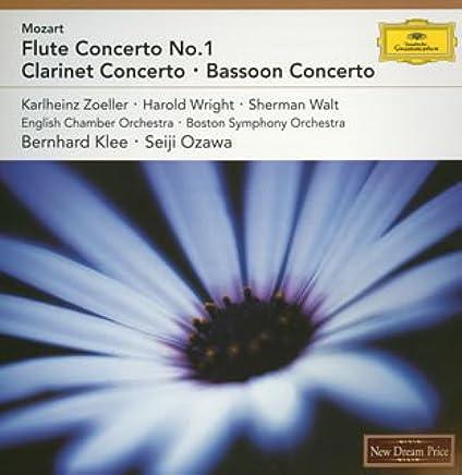 モーツァルト:フルート協奏曲第1番